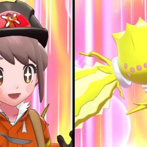 【ポケモン剣盾】色違いレジエレキを求めて【固定リセット】