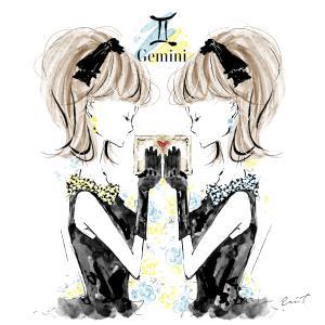 双子座満月・月食♡不要な思い込みは捨て、理想の未来を選択しよう♡!!