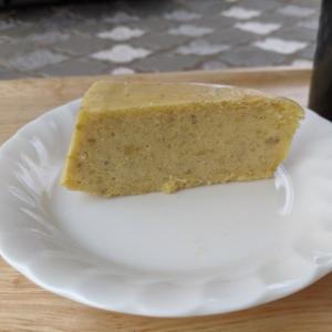 さつまいもケーキ作りにハマる