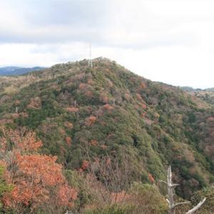 菊水山・鍋蓋山(鵯越~新神戸)