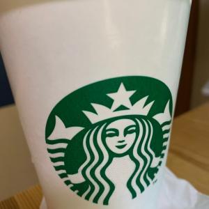 アイスコーヒーをいただきました