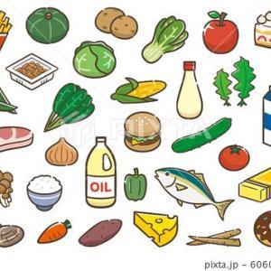 ガン予防、認知症予防、脳梗塞予防は食べ物から・・・
