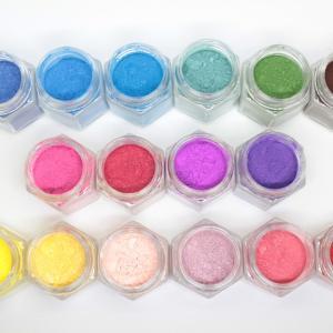 ☆手作り石けんを作る時に色の組み合わせを楽しむ☆