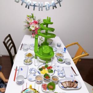☆クリスマスギフト用の手作り石けんを乾燥している間に子供のお誕生日…☆