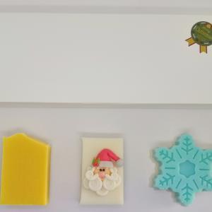 ☆手作り石けんのクリスマスギフト完成しました☆