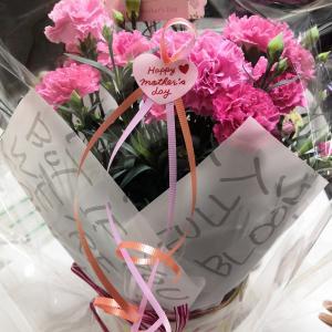 ☆お花に囲まれた母の日☆
