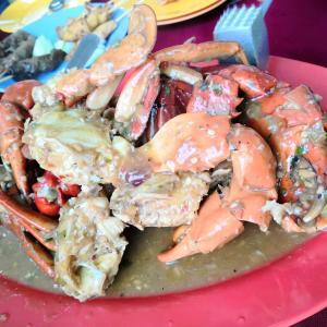 ☆Fatty Crabのチリクラブ @SS24 マレーシア☆
