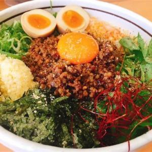 濃厚担々麺はなび七宝店で台湾担々まぜそばを味わいつくす!愛知県あま市七宝町