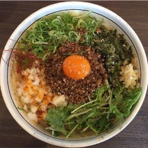 濃厚担々麺はなび天白店の台湾担々まぜそばも激ウマです!名古屋市天白区