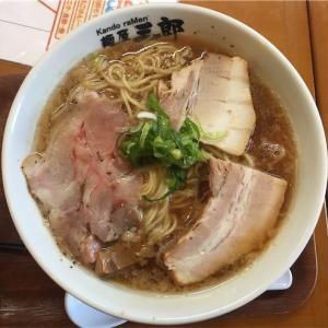 麺屋三郎の「肉そば」は、まさかのデカ盛チャーシューでした。愛知県一宮市
