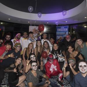 オーストラリアのハロウィン 仮装してダンス!