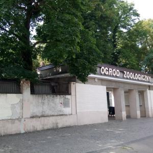 Stary Zoo(古い動物園)/ Poznan