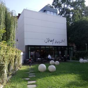 美術館カフェPetite France