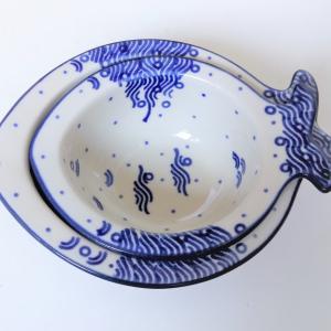 魚の器/ボレスワヴィエツ