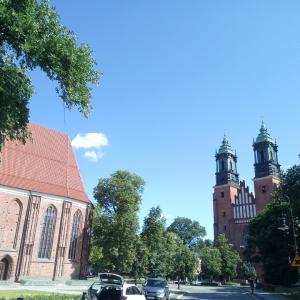 ポーランド建国の地/ Poznan