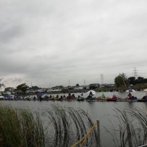 19.10.6 10月は毎年混むんだってさ筑波流源湖