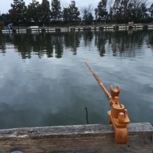 20.1.11 土曜日の筑波流源湖