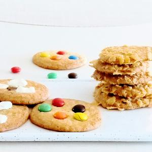 【レシピ配信】今回はクッキー♪