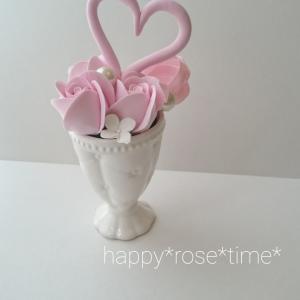 花を飾る楽しみ 自分で作る粘土のお花 さいたま市クレイフラワー教室 さいたま市習い事
