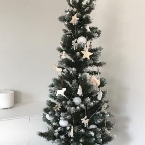 リビングをクリスマス仕様にしました♪