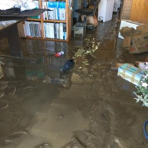 台風19号 栃木市も大きな被害に
