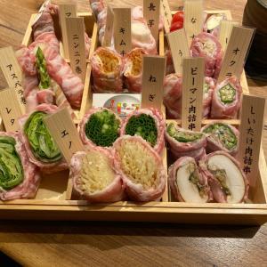 十勝帯広豚丼と博多串焼きが楽しめる!1/8ピース