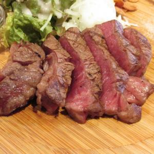 「一昨々日オープン、昨日ランチスタート、JR垂水駅の南東手作りピッツァ&肉バル~フィレステーキ」
