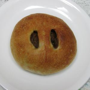 「本日販売をスタート、KOBE豚饅サミットのオリジナル メニューのカレー豚パン~サ・マーシュ」