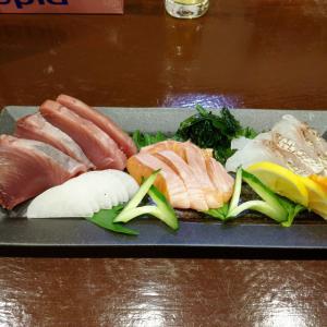 「本日オープン、鯉川筋東沿いたこ料理専門店~刺身盛り合わせ・蛸3種食べ比べ~コリコリ・とろとろ」