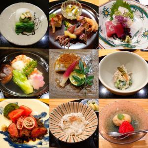 「ミシュランガイド兵庫2016特別版で2つ星獲得、相楽園北東の日本料理店~夜のおまかせ料理」
