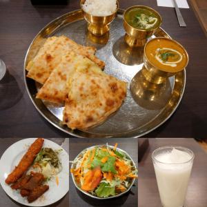 「本日オープン、イオンモール神戸南1Fのインド・ネパールレストラン~チキン・アルパラック」