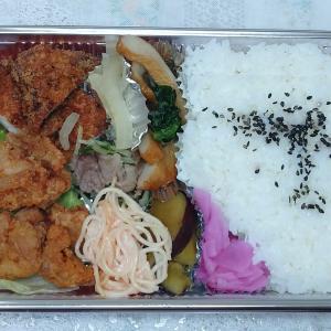 「一昨々日オープン、新長田・西神戸センター街南沿いのお弁当屋さん~豚カツ&唐揚げ&具だくさん」