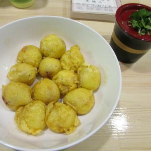 「今月オープン、センタープラザ西館B1Fの神戸たこ焼き店~出しの旨味と玉子と魚介の風味」