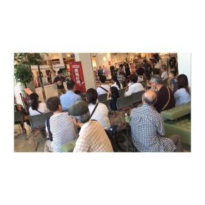 Sin Live & Ukulele workshop at みらい長崎ココウォーク