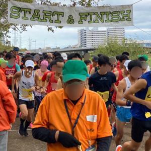 よこはま月例マラソン10km