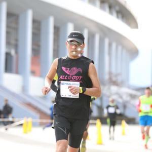 渡良瀬遊水地Trial Marathonエントリー、整形外科へ