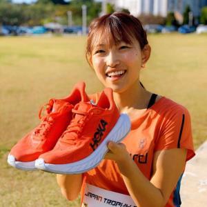 HOKAのCARBON X 2、渡良瀬遊水地トライアルマラソン