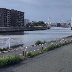 ウルトラ練56km 横浜〜川崎〜東京都大田区(国道1号)