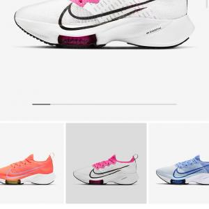 Nike 30%オフ、昼休み5km走