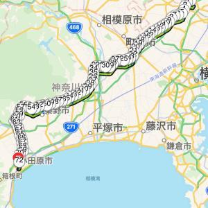 真夏の夜の夢のコース、勝田全国マラソン