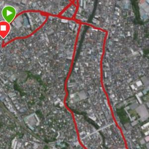 10kmジョグ、明日は よこはま月例マラソン