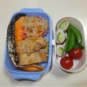 鮭塩焼き・生姜焼き・切干大根