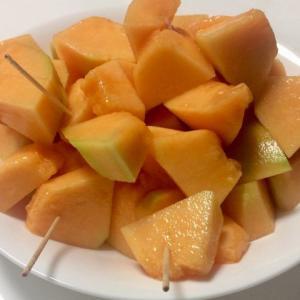 フルーツは常温がいい。湿布は効くのがいい。