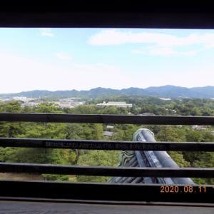 炎夏の記憶❺国宝.松江城~天守閣から~