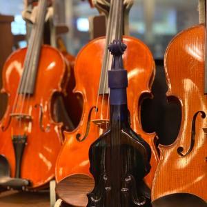 楽器の価格帯 〜バイオリン編~