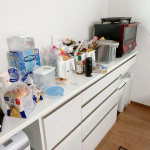 キッチンのカップボードをもっと使いやすくするために