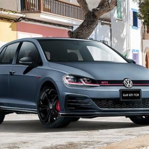 VW ゴルフ GTI TCR