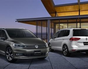VW トゥーランTDI プレミアム