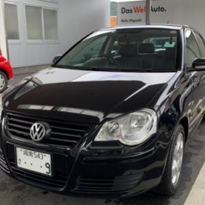 VW 9Nポロ 修理に40万
