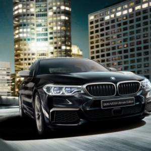 BMW M550i 55台限定車